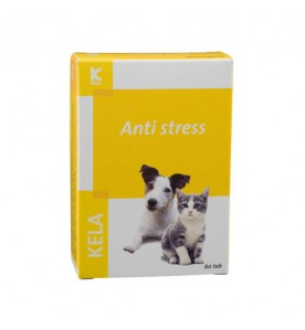 Kela Anti-Stress - 60 tabletten