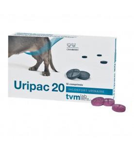 Uripac 20 mg - 15 tabletten