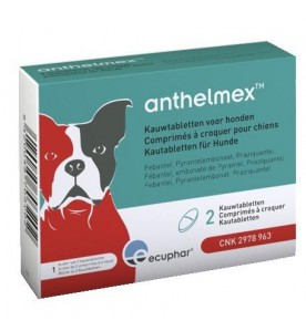 Anthelmex 2 tabletten