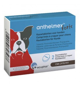 Anthelmex Forte 2 tabletten