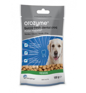 Orozyme Bucco-Fresh Dental Croq