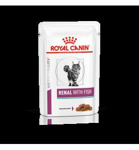 Royal Canin Renal Tonijn Portie 12 x 85 gram