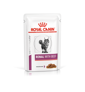 Royal Canin Renal Rund Portie 12 x 85 gram