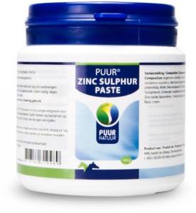 PUUR Zinc Sulphur Paste 150 gram