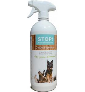 STOP! Anti-vlooien Omgevingsspray - 1liter