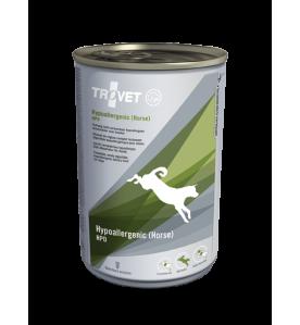 Trovet Hypoallergenic Horse HPD Blik 12 x 400 gram