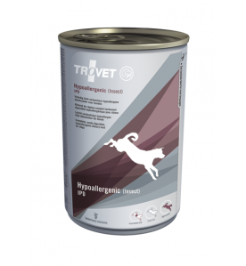 Trovet Hypoallergenic Insect IPD Blik 6 x 400 gram