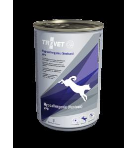 Trovet Hypoallergenic Venison VPD Blik 12 x 400 gram